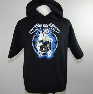 Metallica Ride The Lightning Pacsun Hoodie Small